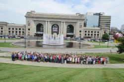 2015 was the largest Adviser Academy yet. Here we are in front of historic Union Station.